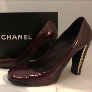 CHANEL shoes sz38 1/2
